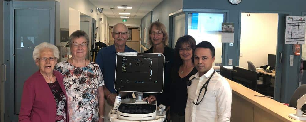 First Open Heart Donates to the ICU