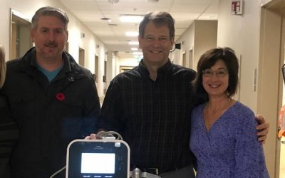 Brent and Kristie Cross Donate in Memory of Lyndon Cross